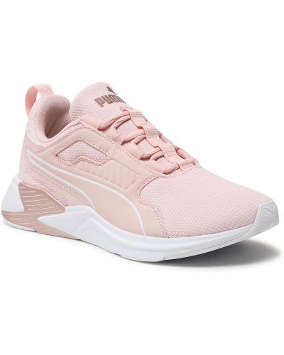 Buty sportowe casual - białe Puma