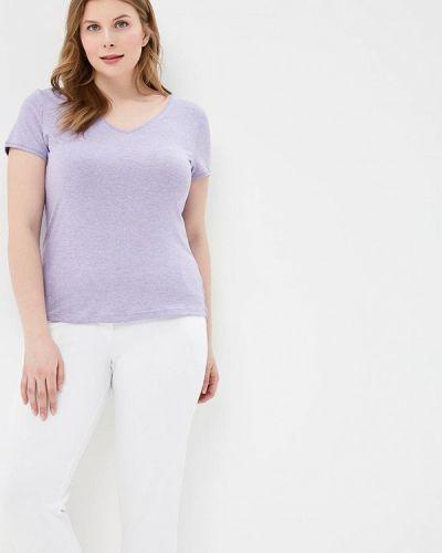 Фиолетовая футболка Лори