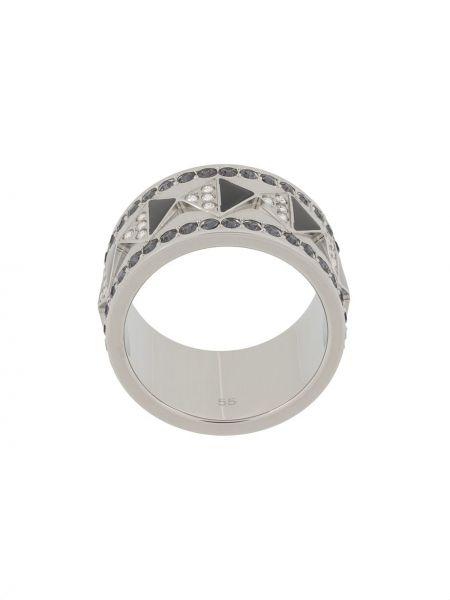 Серебряное кольцо без застежки Karl Lagerfeld
