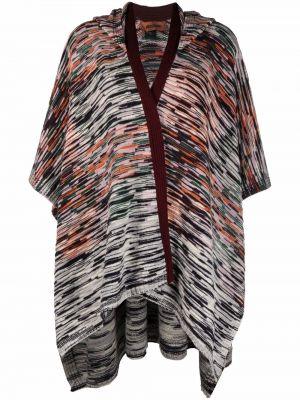 Шерстяной пиджак - оранжевый Missoni
