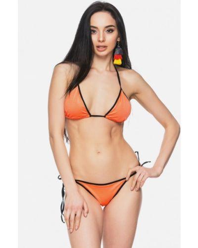 Купальник оранжевый 0101 Brand