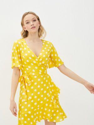 Желтое платье Self Made