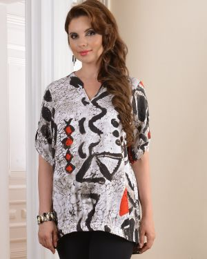 Блузка из штапеля Salvi-s