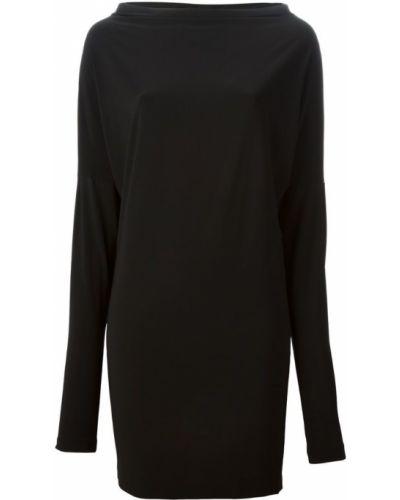Платье трансформер черное Norma Kamali