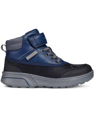Туфли текстильные Geox