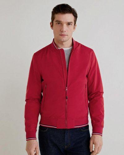 Куртка легкая красный Mango Man