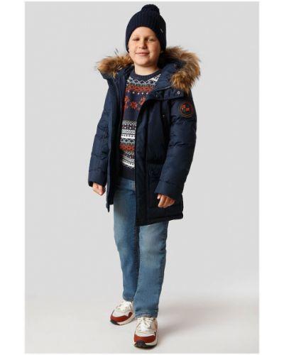 Пуховик детский с подкладкой Finn Flare