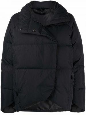 Пуховая куртка - черная Adidas