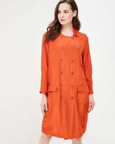 Платье - оранжевое Vis-a-vis