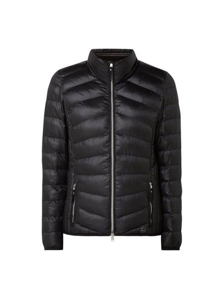 Czarna kurtka pikowana Brax