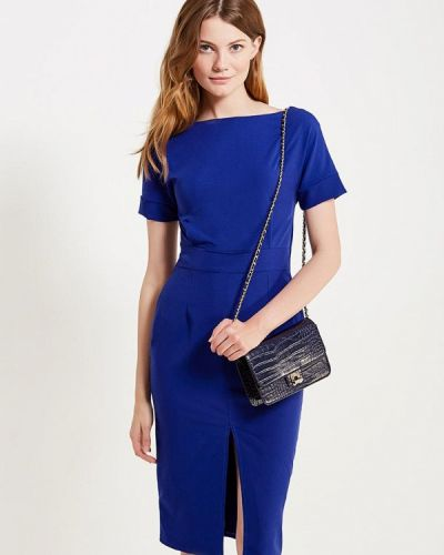 Платье - синее Peperuna