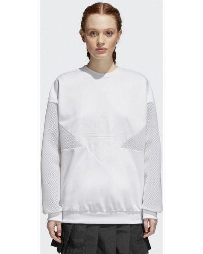 Белый свитшот Adidas Originals