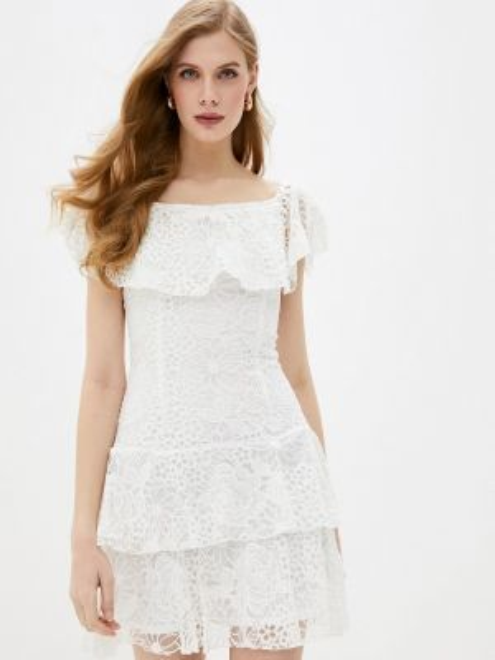 Белое свадебное платье Little Mistress