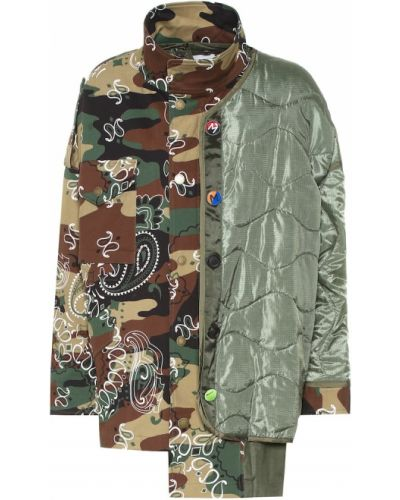 Куртка леопардовая Monse