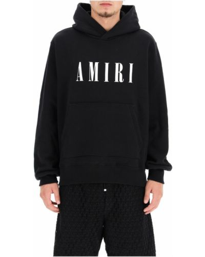Czarna bluza dresowa Amiri