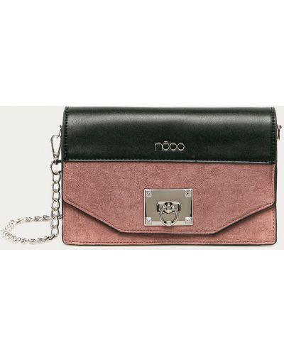 Różowa kopertówka Nobo