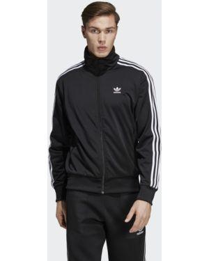 Спортивный черный костюм Adidas