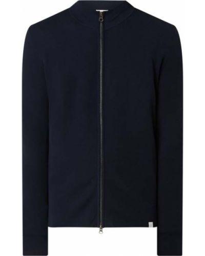Niebieska kurtka bawełniana Nowadays