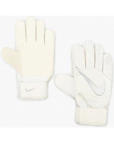 Перчатки весенние белый Nike