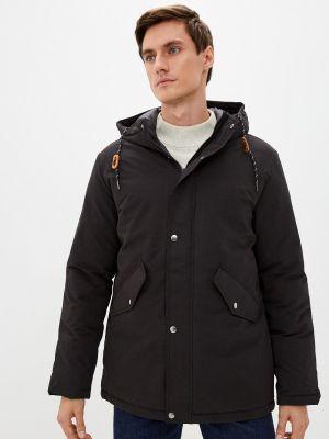 Черная демисезонная куртка Produkt