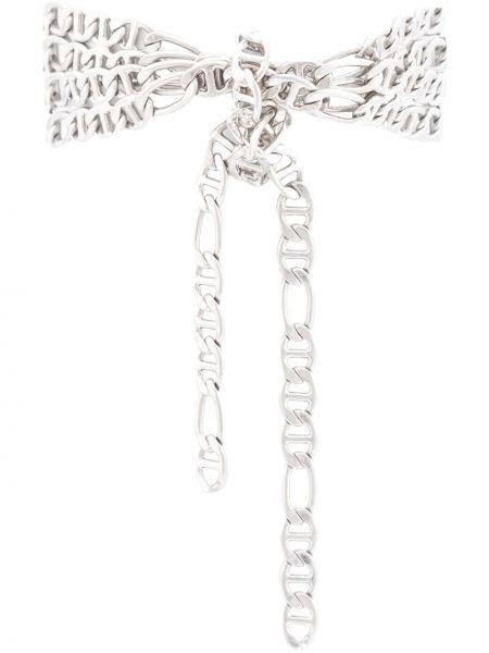 Серебряная цепочка Dannijo