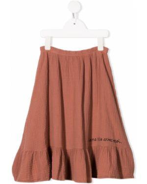 Розовая юбка Emile Et Ida