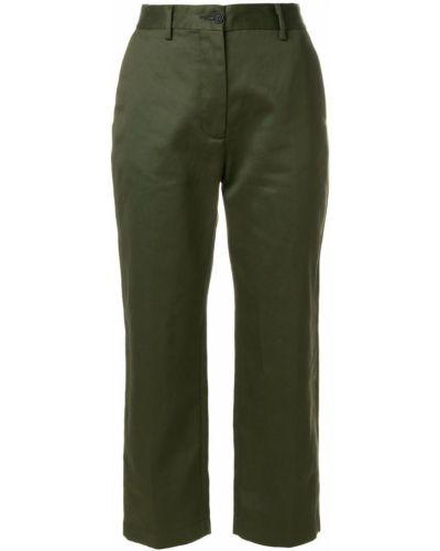 Укороченные брюки прямые Pence