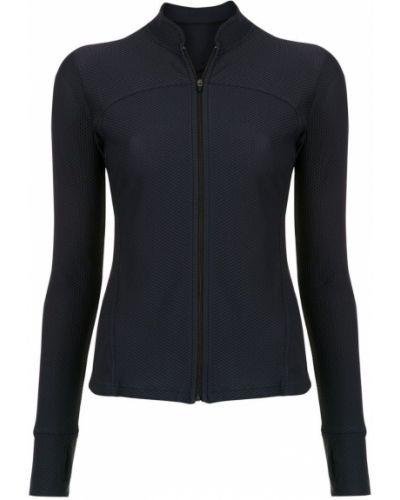 Черная длинная куртка Track & Field