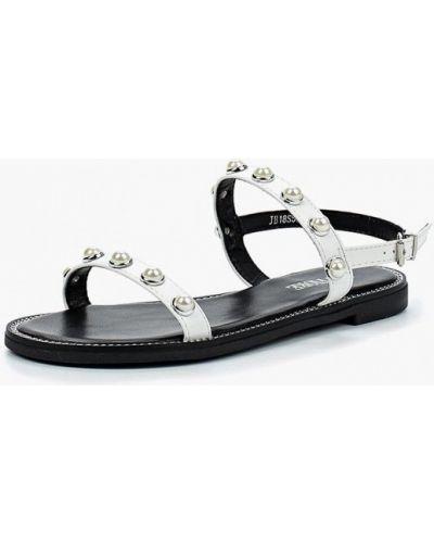 Белые сандалии Rio Fiore