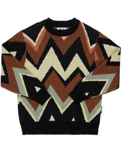 Шерстяной свитер Molo