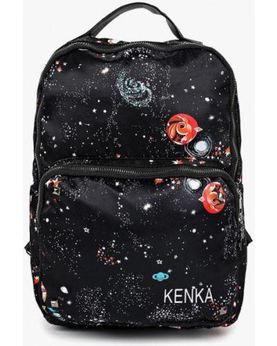 Рюкзак черный Kenkä