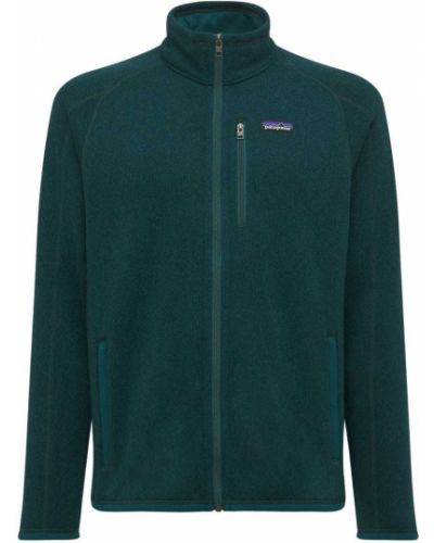Зеленый пиджак с карманами Patagonia