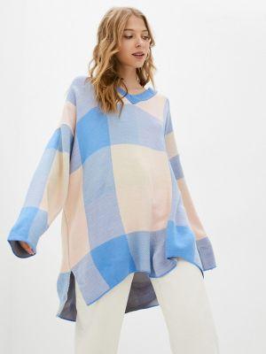 Голубой пуловер Indiano Natural