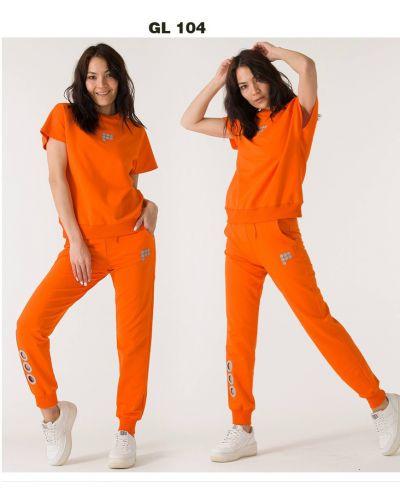 Спортивный костюм - оранжевый Sogo