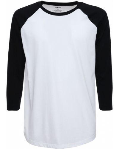 Biały t-shirt bawełniany Other