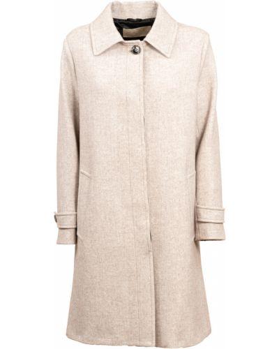 Beżowy płaszcz Circolo 1901