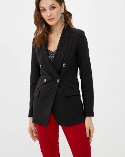 Черный пиджак Tantra
