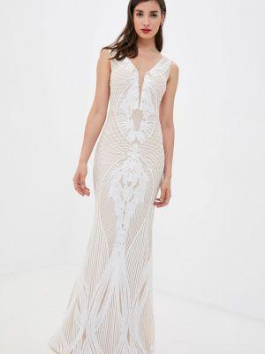 Свадебное платье - бежевое Soky & Soka