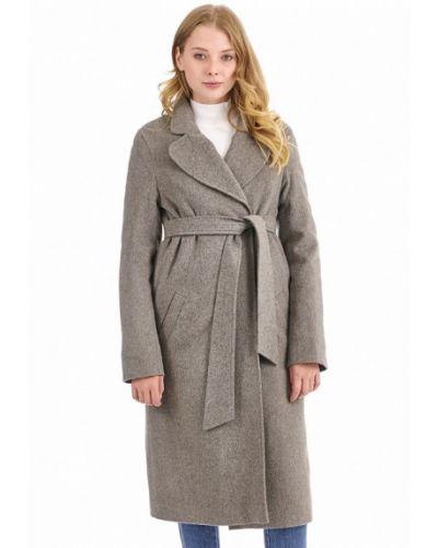 Зимнее пальто бежевое пальто Nastasia Sabio
