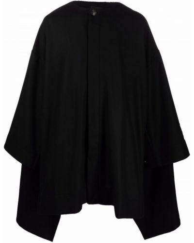 Narzutka wełniana - czarna Vivienne Westwood