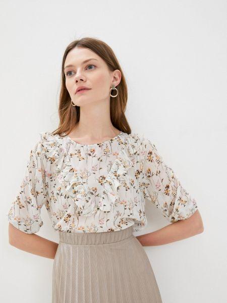 Серая блузка с длинным рукавом Villagi