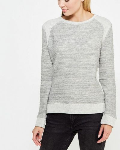 Серый свитшот Coquelicot