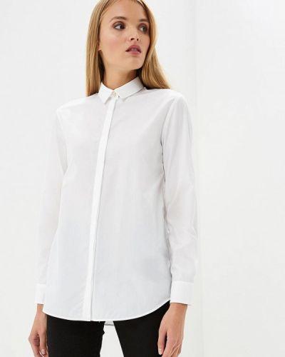 Белая рубашка с длинным рукавом Iceberg