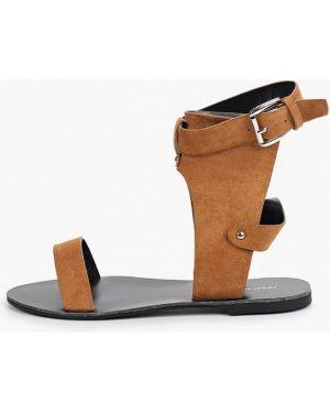 Замшевые туфли коралловый оранжевый Ideal Shoes®