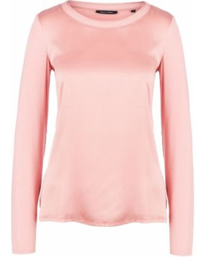 Блузка розовая шелковая Marc O`polo