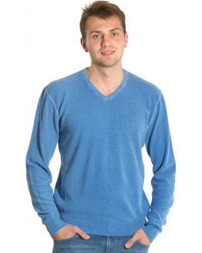 Пуловер Basile Blu