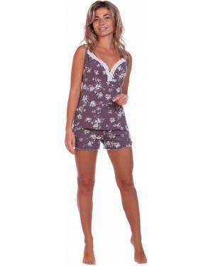 Пижама пижамный из вискозы инсантрик