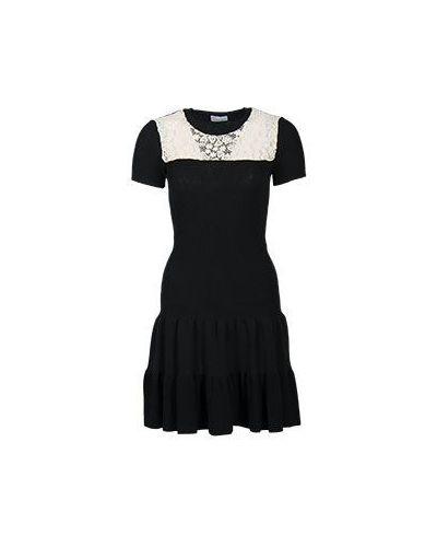 Черное платье Valentino Red