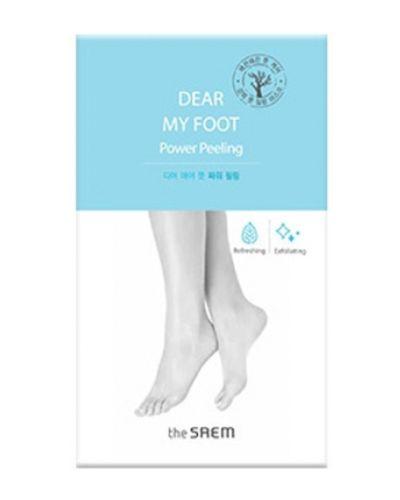 Пилинг для ног The Saem