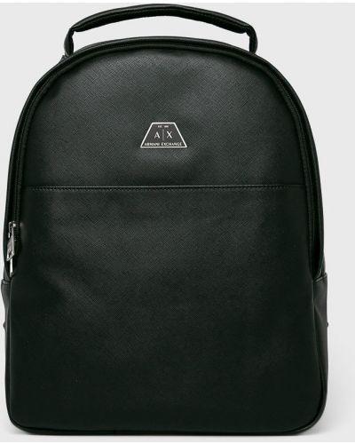 Рюкзак кожаный универсальный Armani Exchange